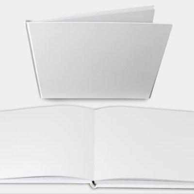 Βιβλίο ευχών λευκό