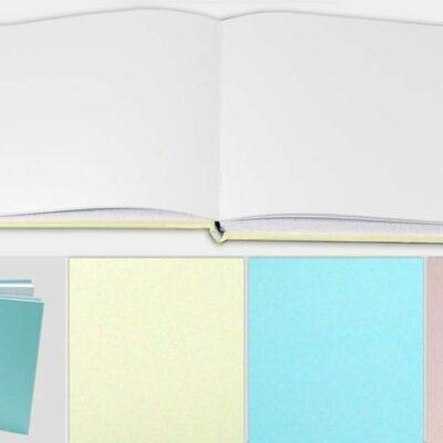 Βιβλίο ευχών χρωματιστό