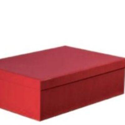 κουτί κόκκινο δώρου