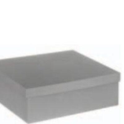 κουτί γκρι δώρου