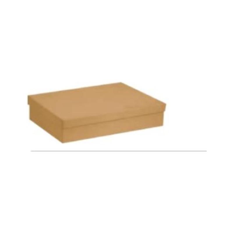 κουτί κραφτ δώρου