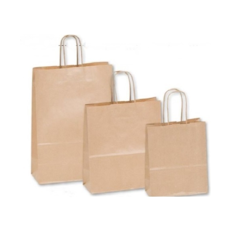 Χάρτινη τσάντα κράφτ