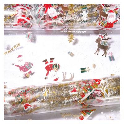 Χριστουγεννιάτικο σελοφάν