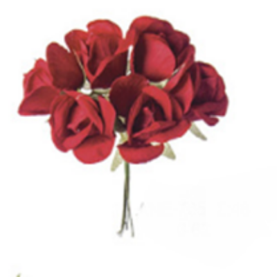 κόκκινο τριανταφυλλάκι