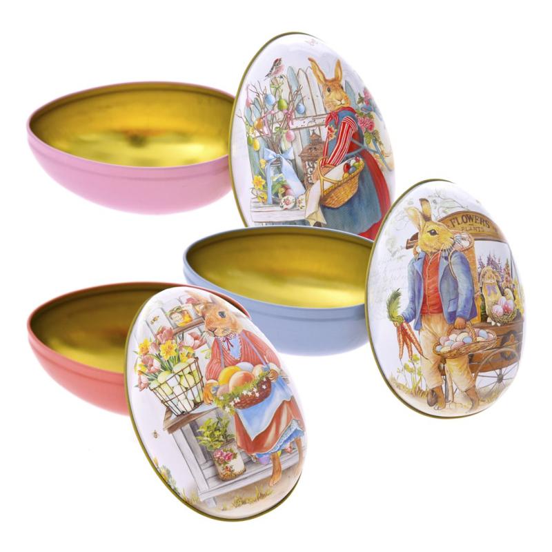 μεταλλικό πασχαλινό αυγό