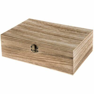 ξύλινο κουτί