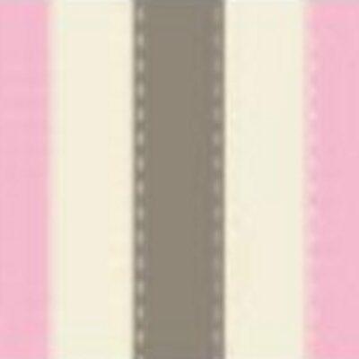 Κόλλα χαρτί περιτυλίγματος ριγέ ροζ