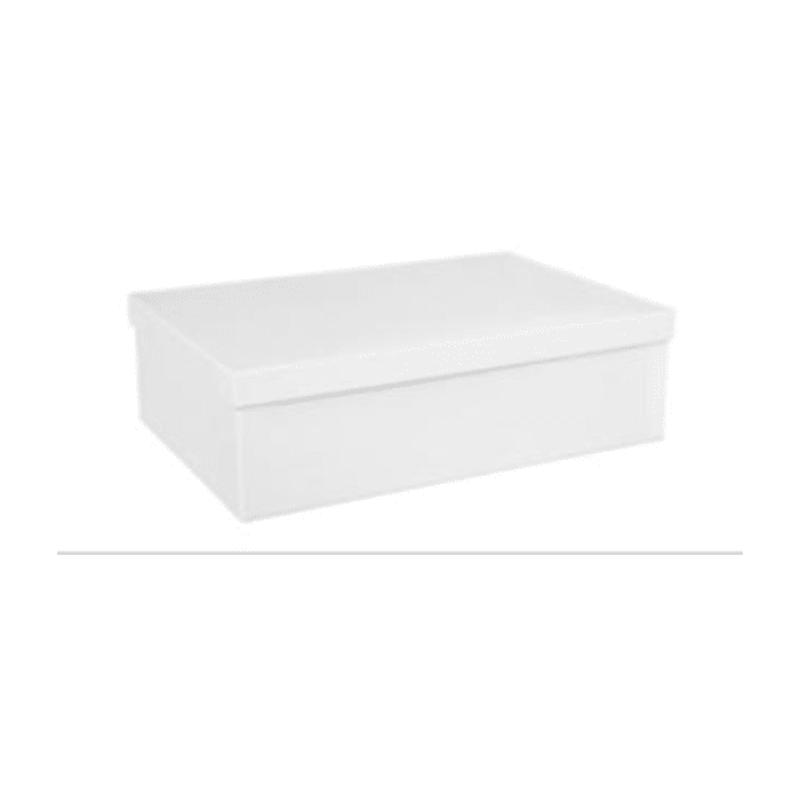 κουτί λευκό δώρου