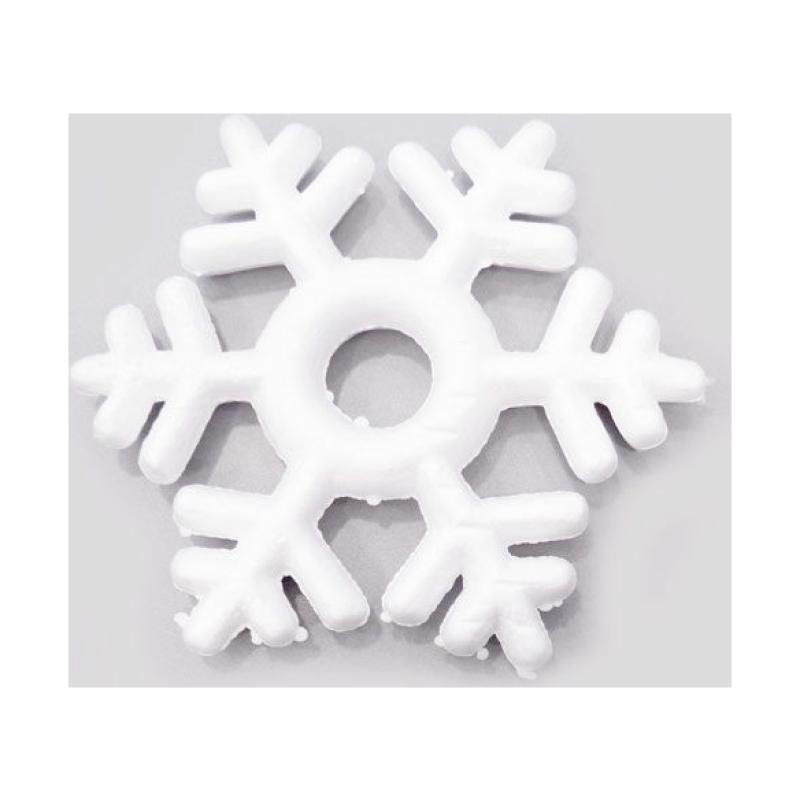 νιφάδα χιονιού foam