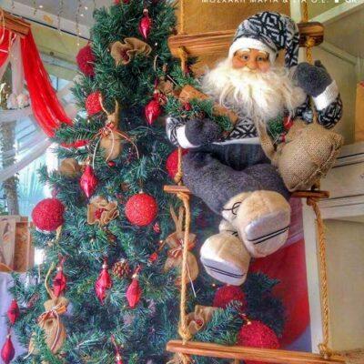Χριστουγεννιάτικα στολίδια -διακοσμητικά
