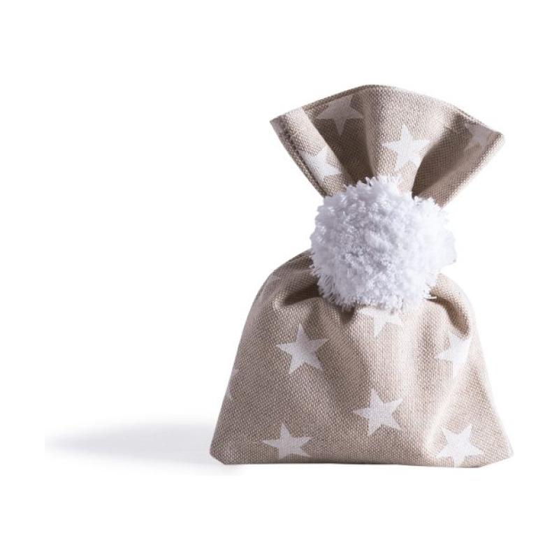 πουγκί με λευκά αστέρια