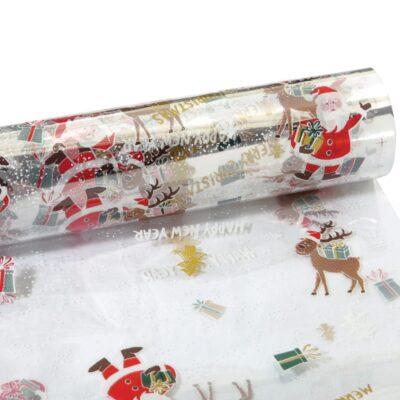 χριστουγεννιάτικα σελοφάν